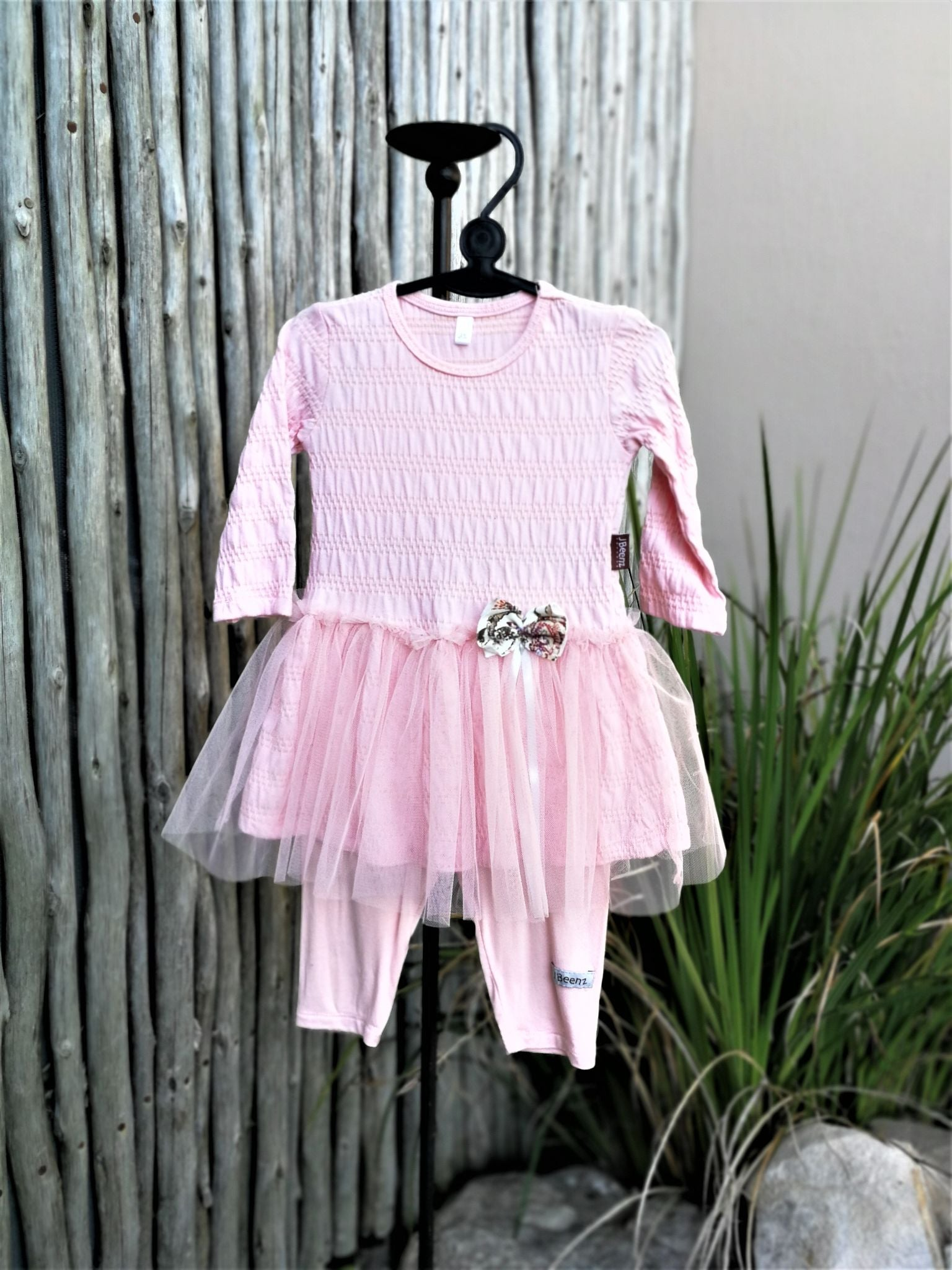 Baby Tulle Set