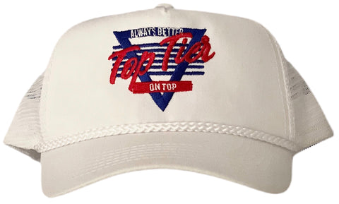 Top Tier Retro Logo Rope Hat