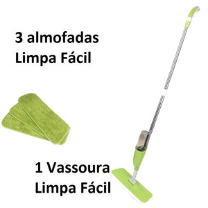Vassoura Spray Limpa Fácil