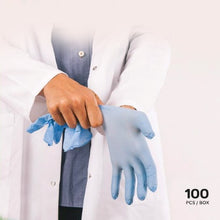Load image into Gallery viewer, Se Nitrile Powder Free Examination Gloves (B0202)