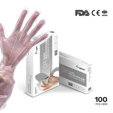 Load image into Gallery viewer, CPE Disposable Gloves