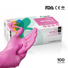 Load image into Gallery viewer, NITRILE POWDER FREE EXAMINATION GLOVES