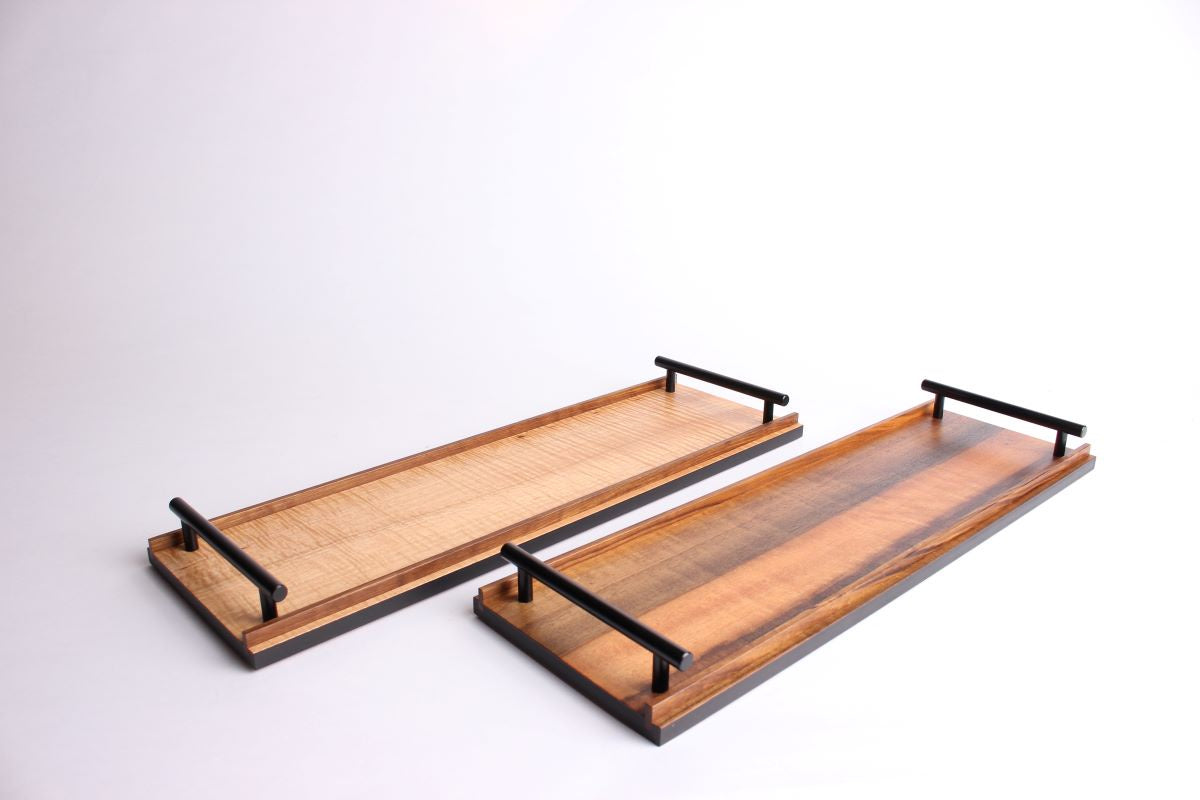 Timber Serving Tray