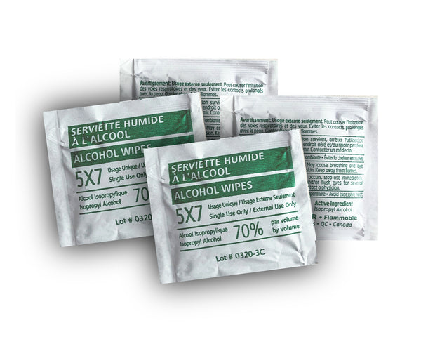 Sanitizer Wipes (1 box = 250 pieces)
