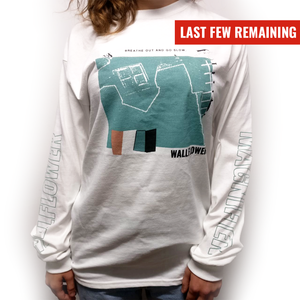 Magnifier Long Sleeve - White