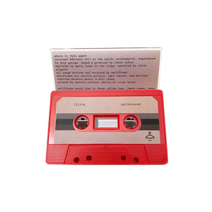 'Where It Fell Apart' Tape - Red
