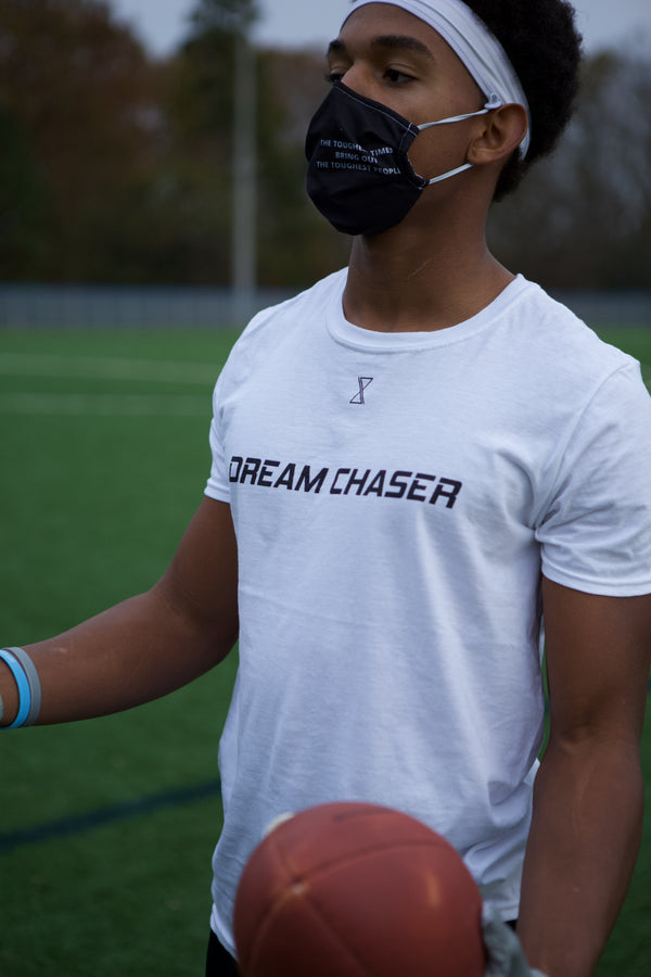 Dream Chaser White T-Shirt
