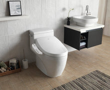 Load image into Gallery viewer, Bio Bidet Aura A7 Advanced Seat- Elongated White 886828886855