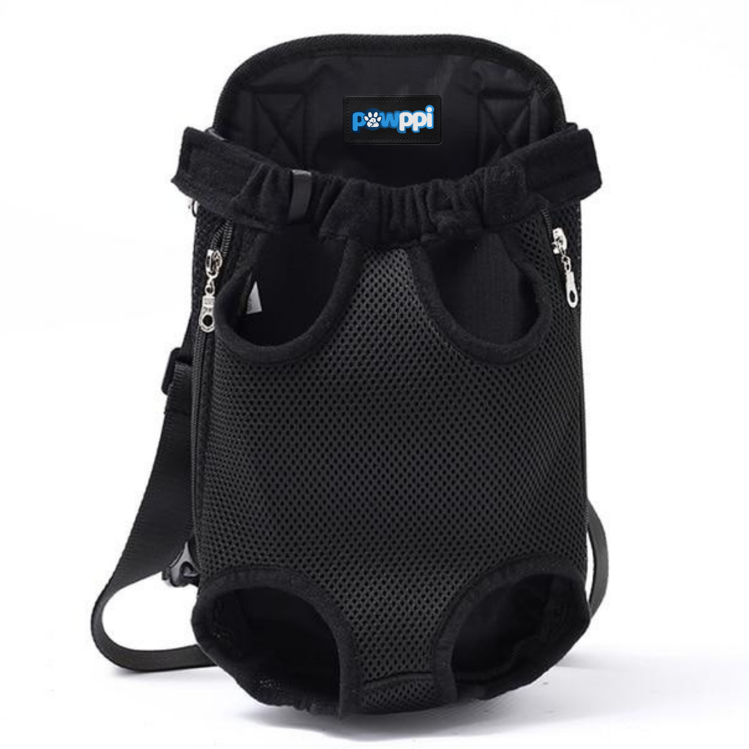 PAWPPI Pet Carrier Backpack (FREE HARNESS & LEASH)