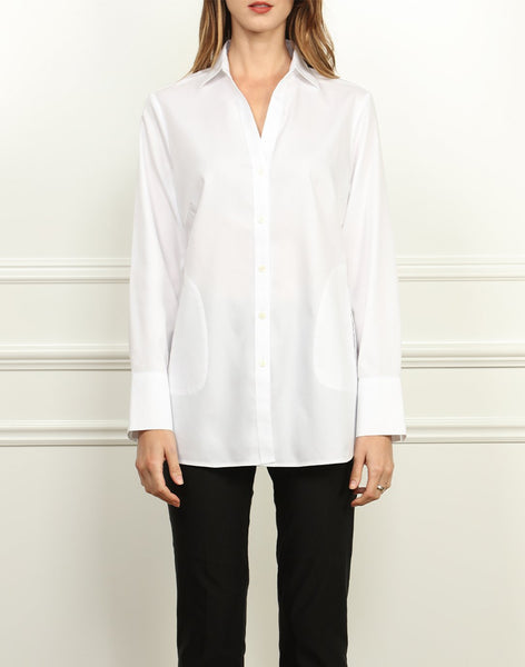 Hinson Wu Dee Luxe Cotton Shirt