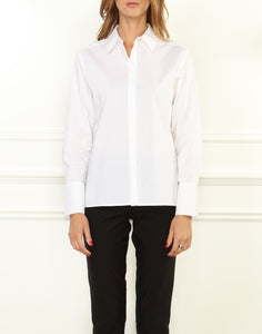 Hinson Wu Maxine Side Button Shirt