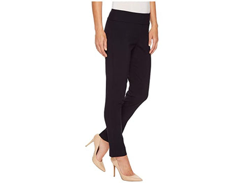 Elliot Lauren Navy Pull-On Pant