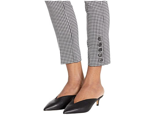 Elliot Lauren Gingham Pull-On Pant