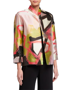 Caroline Rose Multi/Black Jacket
