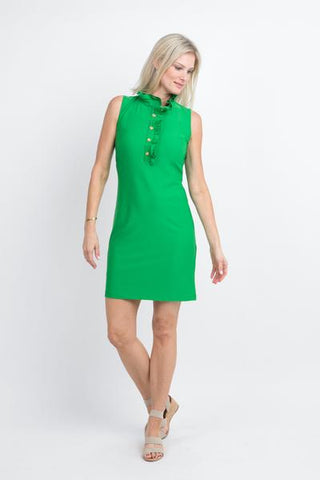 Katherine Way Campeche Dress Green