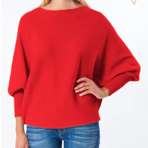Kerisma Red Sweater