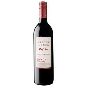 Hester Creek Winery 2018 Cab Merlot