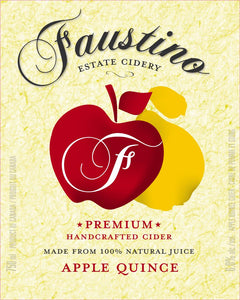 Faustino Apple Quince Cider 750 ml