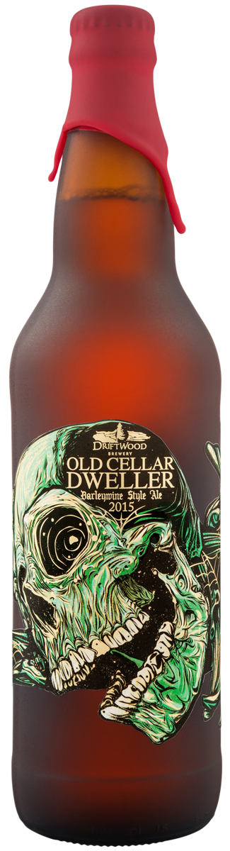 Driftwood Brewing 2020 Old Cellar Dweller Barley Wine 650 ml