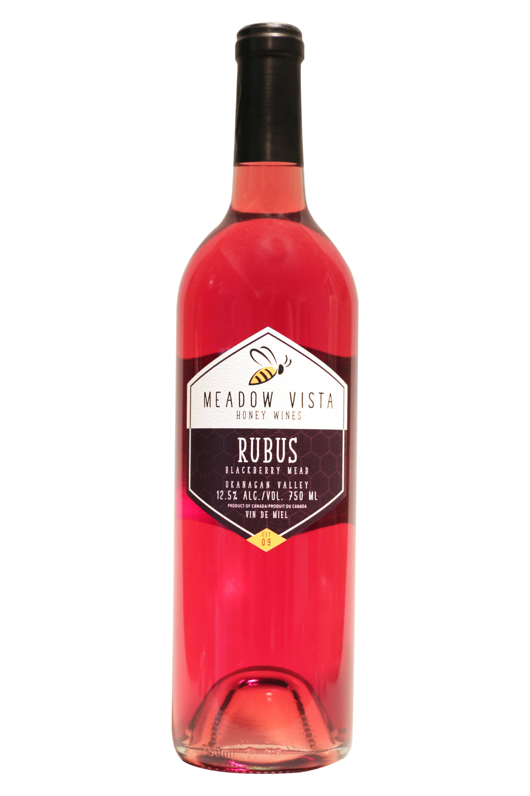 Meadow Vista Honey Wines Rubus Blackberry Melomel 750 ml