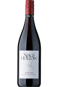 Stag's Hollow Winery 2019 Simply Noir