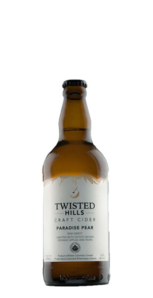 Twisted Hills Paradise Pear Cider - 500mL