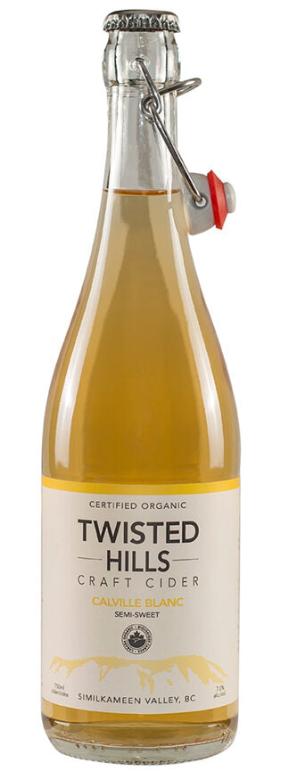 Twisted Hills Calville Blanc Cider - 500mL