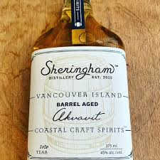 Sheringham Distillery Barrel Akvavit 375 ml