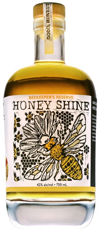 Devine Distillery Honey Shine 750 ml