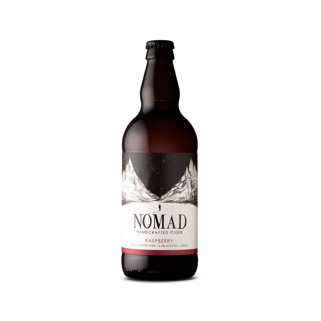Nomad Raspberry Cider 500 ml