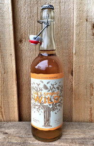 Salt Spring Wild Cider Orange Rosemary 750 ml