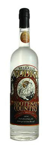 Kootenay Country Valhalla Vodka 750 ml