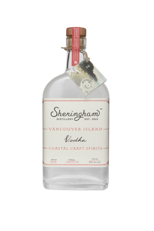 Sheringham Distillery Vodka 750 ml