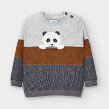 Afbeelding in Gallery-weergave laden, Striped panda Pull Mayoral