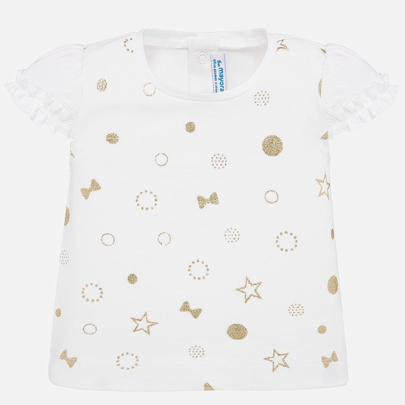 Stars and dots T-shirt korte mouw Mayoral