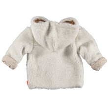 Afbeelding in Gallery-weergave laden, Reversible teddy Cardigan Bess
