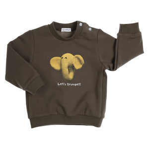 Elephant Sweater Gymp
