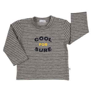 Cool for sure T-shirt lange mouw Gymp