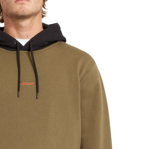 Forzee hood Sweater Volcom men