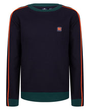 Afbeelding in Gallery-weergave laden, Contrast Sweater Indian Blue jeans