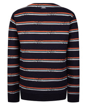 Afbeelding in Gallery-weergave laden, All over stripe Sweater Indian Blue jeans