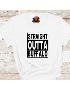 Straight Outta Buffalo T-Shirt