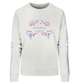 Floral Gaming Frauen Sweatshirt