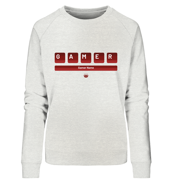 Retro Gaming Frauen Sweatshirt