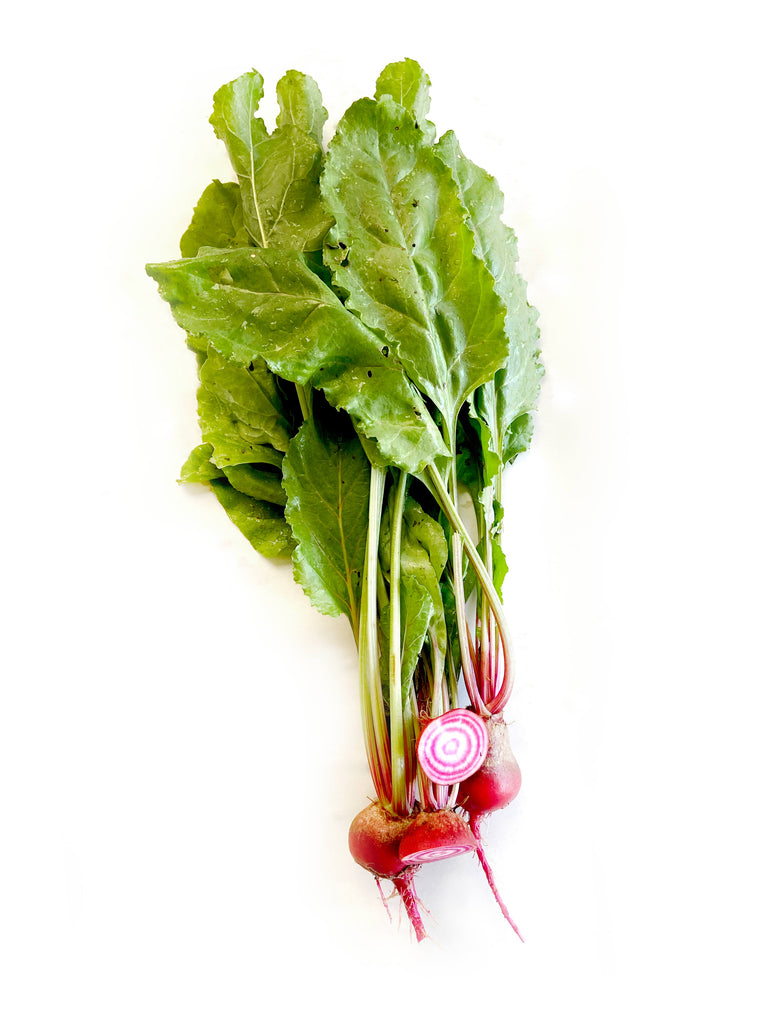 Chioggia Beetroot - The Falls Farm