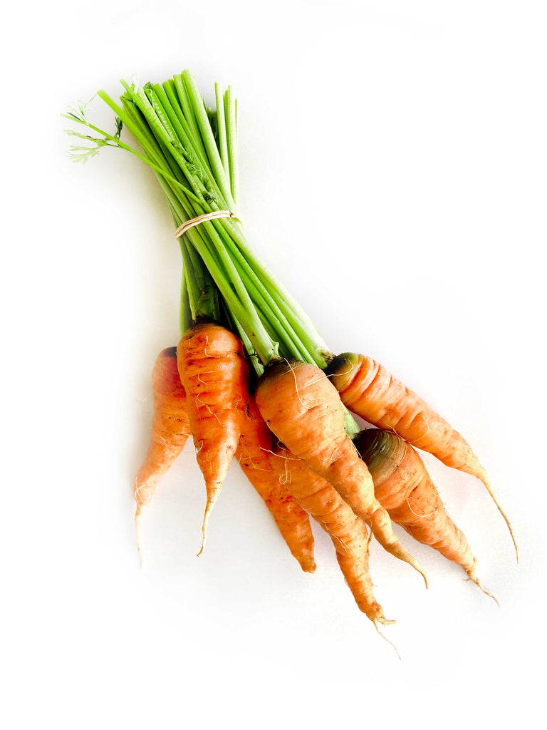 Red Kuroda Carrots - The Falls Farm