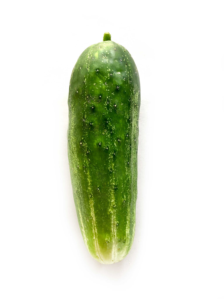 Straight Eight Cucumber - The Falls Farm