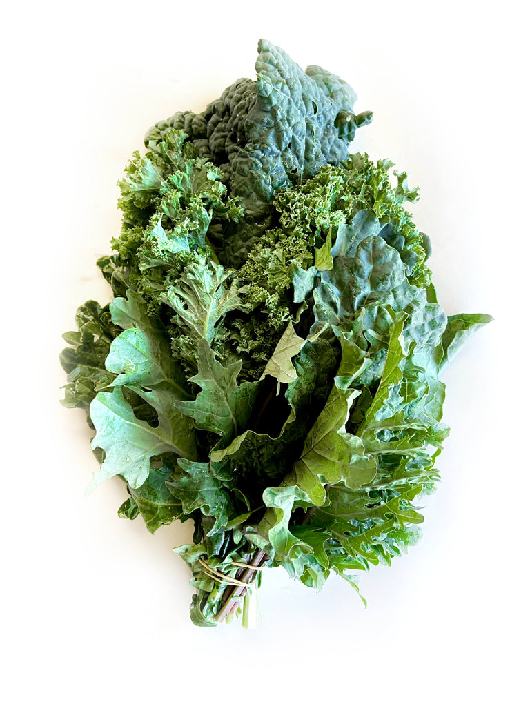 Kale (Mixed) - The Falls Farm