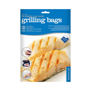 Reusable Grill Bags