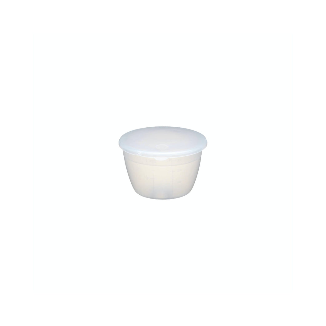 Plastic Pudding Basin and Lid